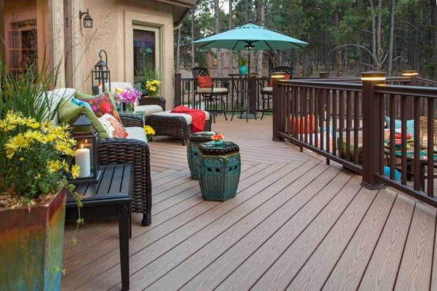 6 Tips To Style Your Deck This Summer | Decking, Decorating and ...