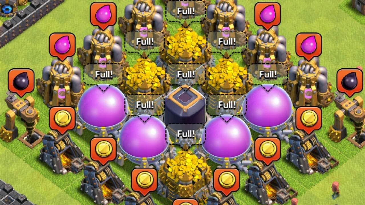 Clash of Clans Mod APK in 2020 Clash of clans, Easy food