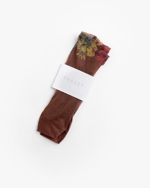 Mesh Socks in Mocha Bouquet – Mohawk General Store