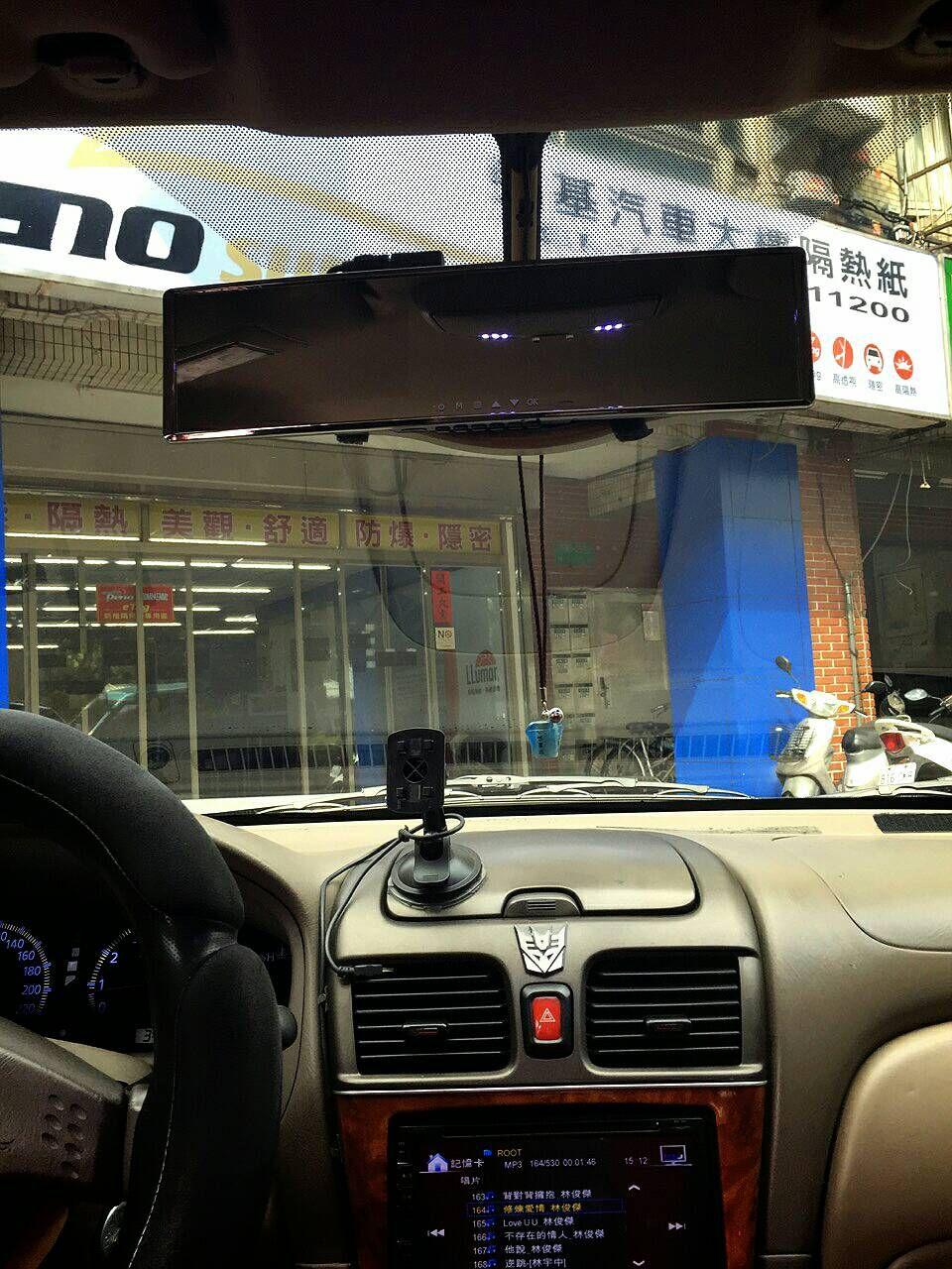 台北弘基SUPERLEX菁英隔熱紙GE33全車 20150518
