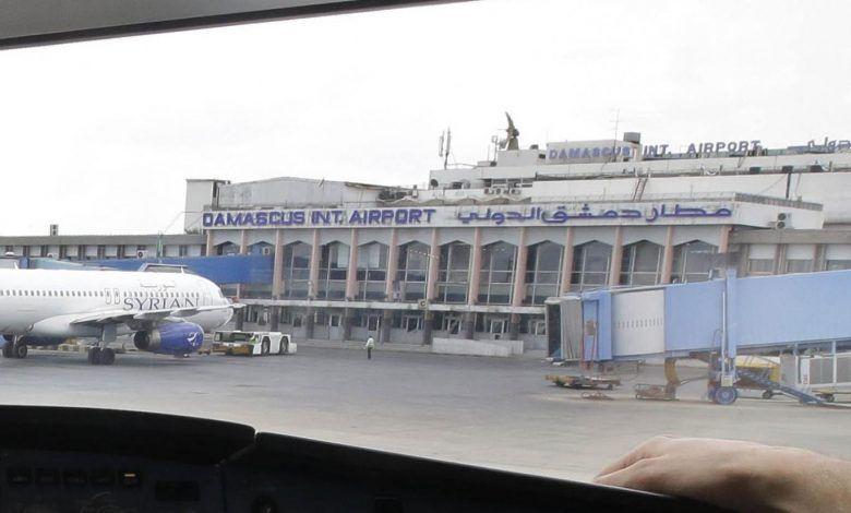 شحنة تجهيزات طبية صينية لعلاج كورونا تصل مطار دمشق الأربعاء Landmarks Building Travel