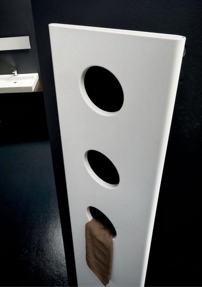 TREO design radiator #bathroom
