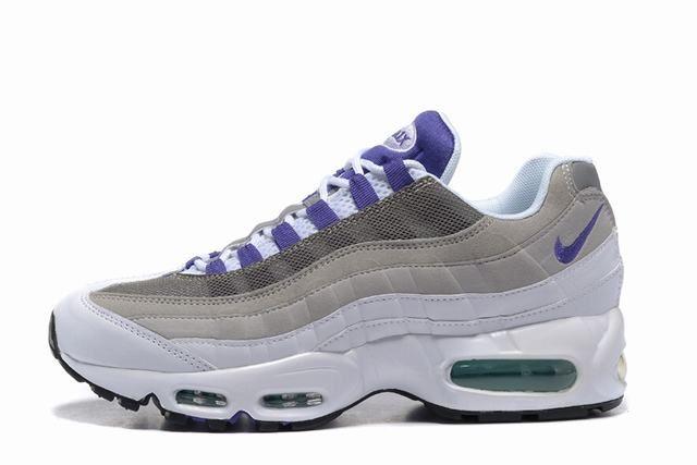 new arrival a64e6 826c1 air max 95 homme soldes,nike pas cher blanche et gris et violet air max