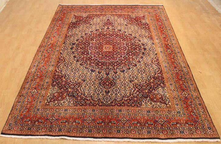 Nomadischen handgeknüpft Teppich 300 x 200 cm carpet