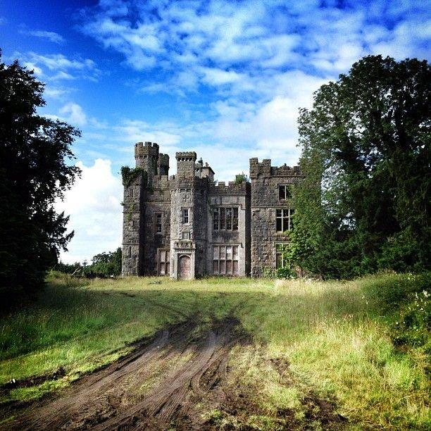 Castle Saunderson, Co Cavan, Ireland