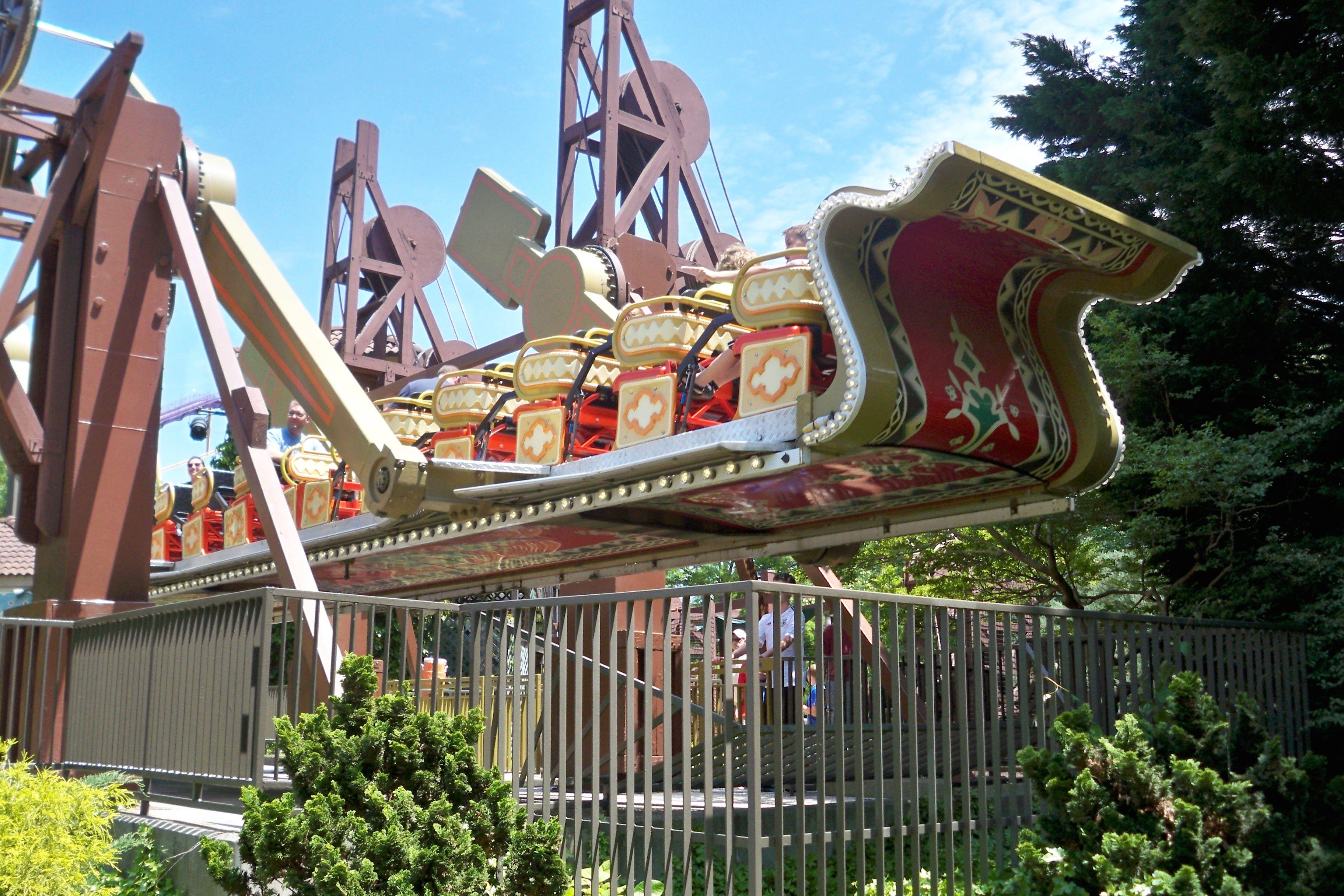415e90ecdb7c27b8ef101188edb4c681 - Busch Gardens Williamsburg Howl O Scream Map