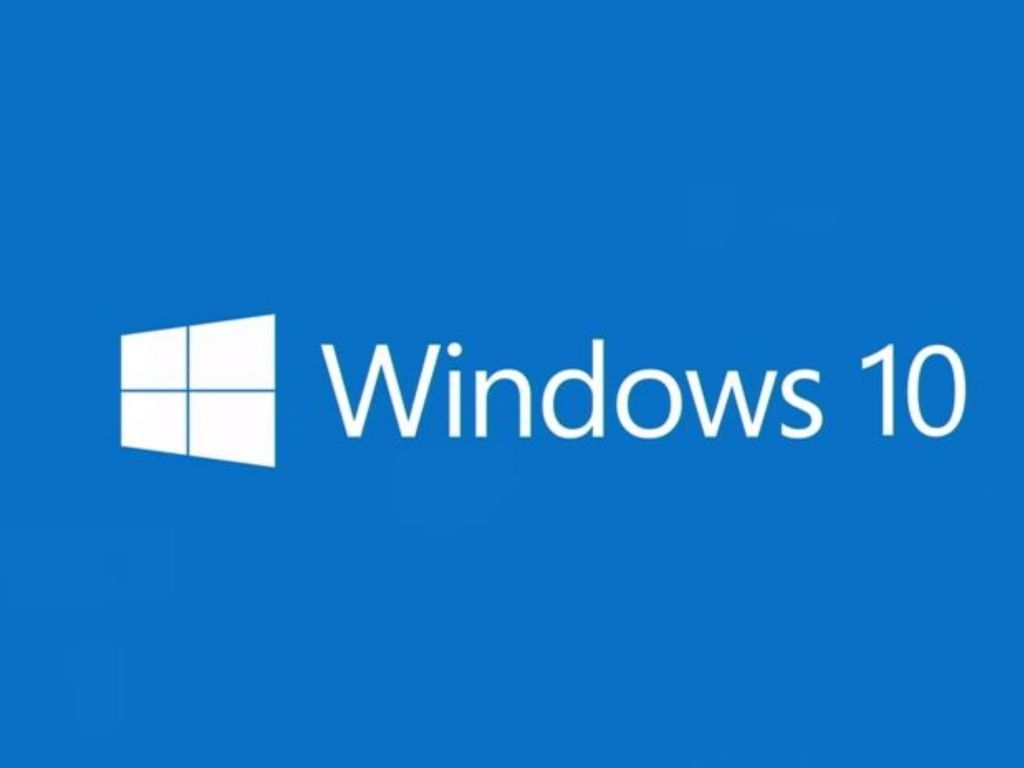1024x768 Wallpaper Windows 10 Technical Preview Windows 10 Logo Microsoft Windows 10 Windows 10 Logo Windows