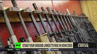 Florida's Skyrocketing Gun Homicide Rate Linked to