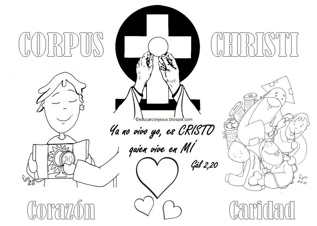 Resultado de imagen para corpus christi las melli | Catequesis