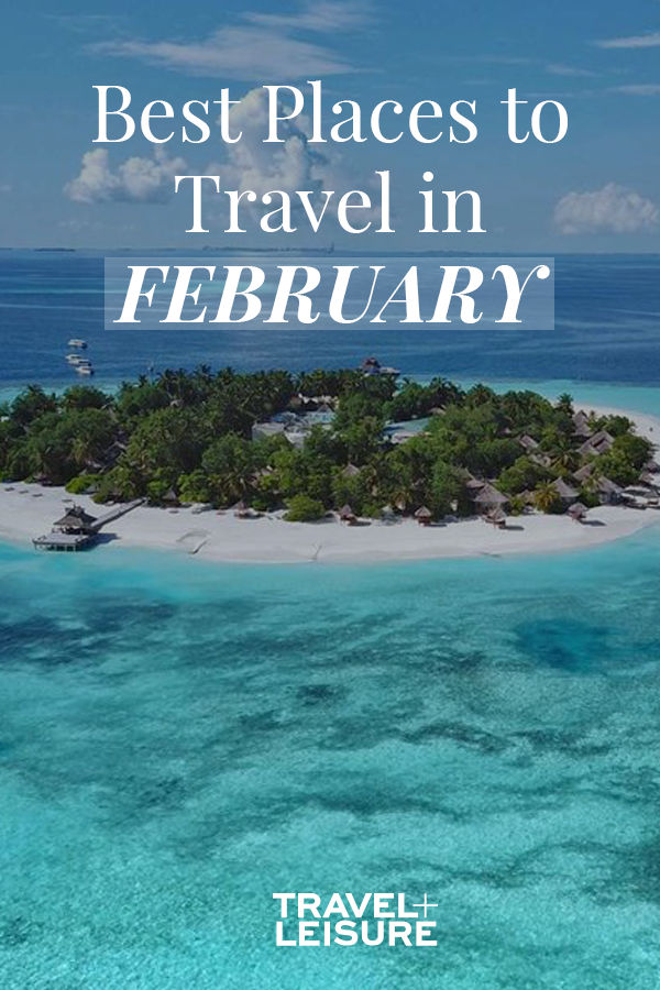 11 Best Places to Travel in February #FebruaryTravel #WinterTravel #BestFebruaryTravel #