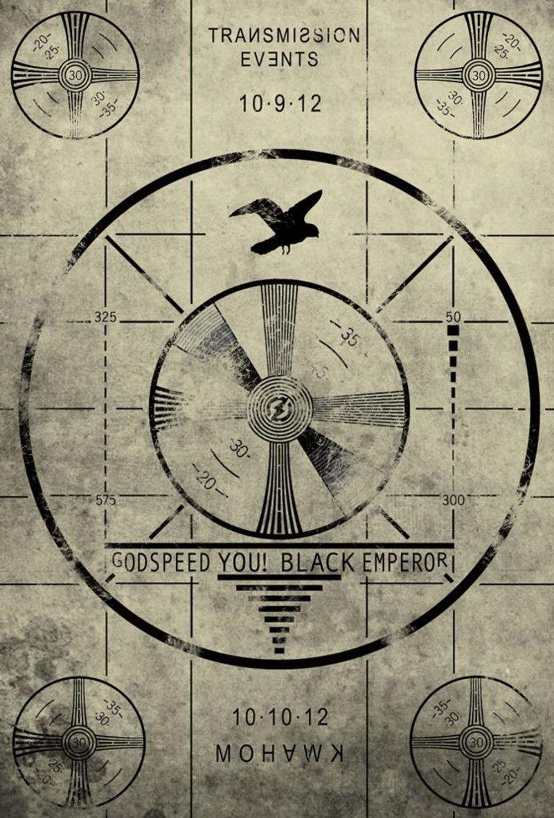 SOLD OUT Godspeed You Black Emperor in Austin at Mohawk Austin