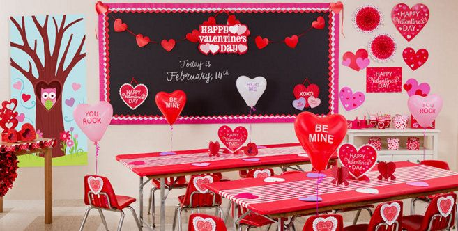 Valentine's Day Decorations - Party City