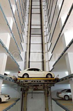Ascenseur pour voitures multiparker 750 760 w hr auto for Ascenseur voiture garage