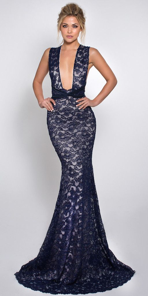 ADELE LACE GOWN (BLUE) | Things to Wear | Pinterest | Adele, Gowns ...