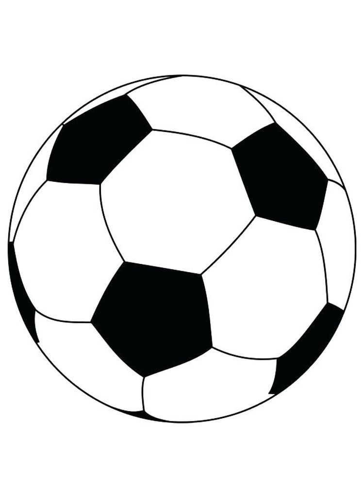 Cool Soccer Ball Coloring Page The Following Is Our Collection Of Coloring Page Soccer Balls You Are Free To Download Soccer Ball Soccer Football Printables
