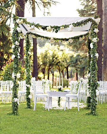 Great wedding arch