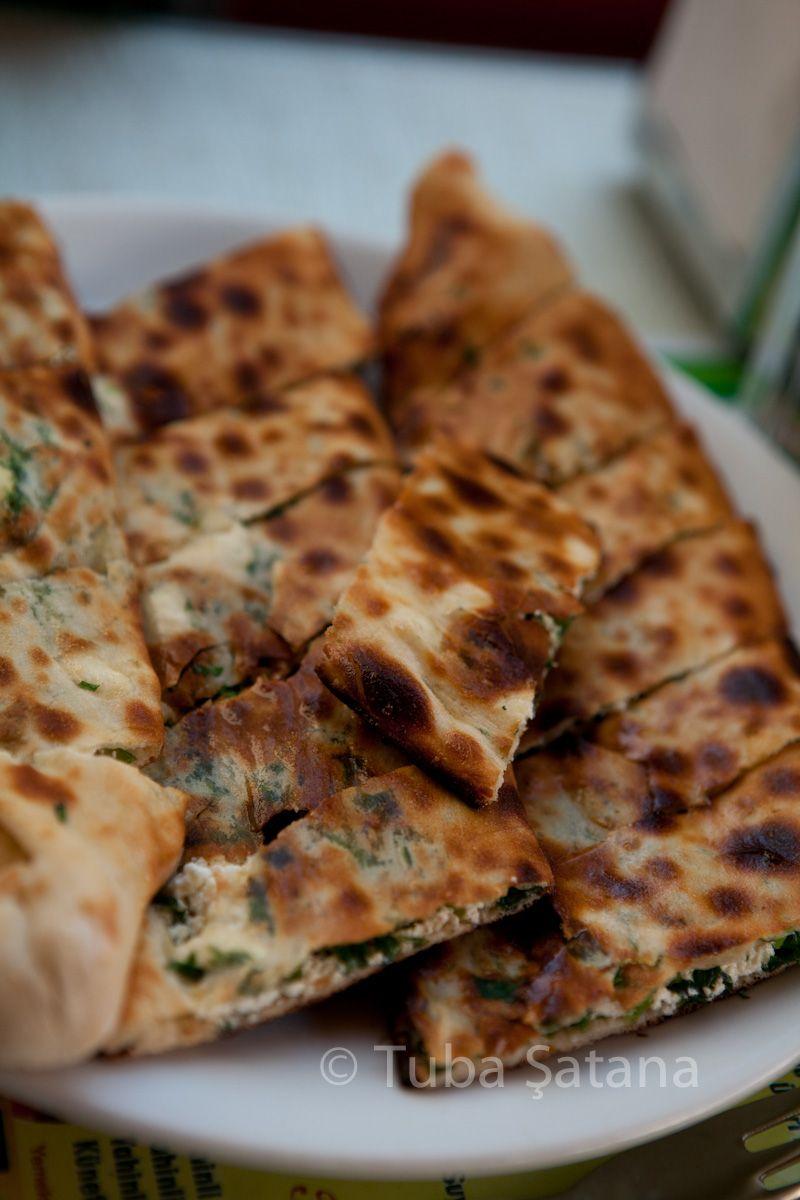 Gozleme... my favourite Turkish Snack
