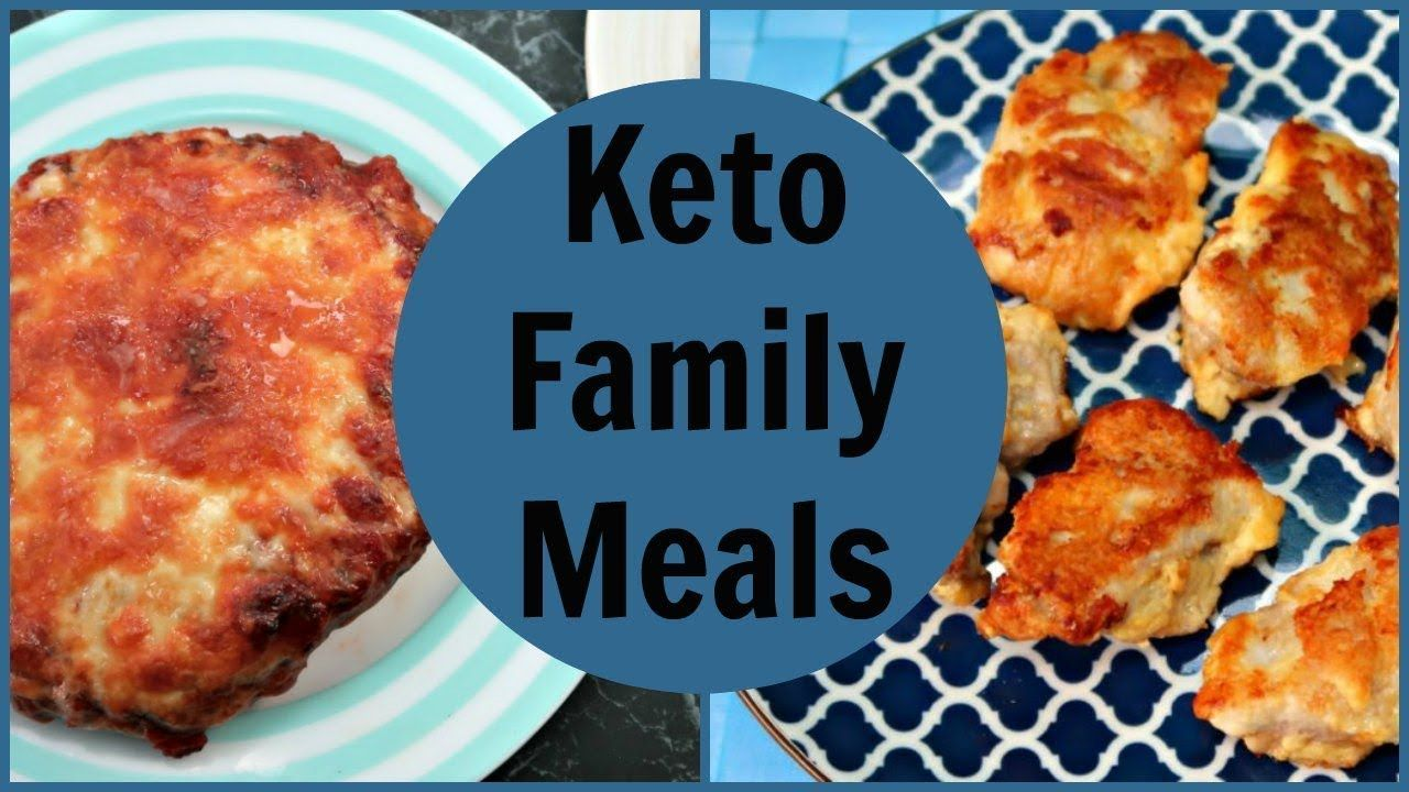 KETO MEALS | What I eat in a weekend | KETO 90 second bread | Low ...