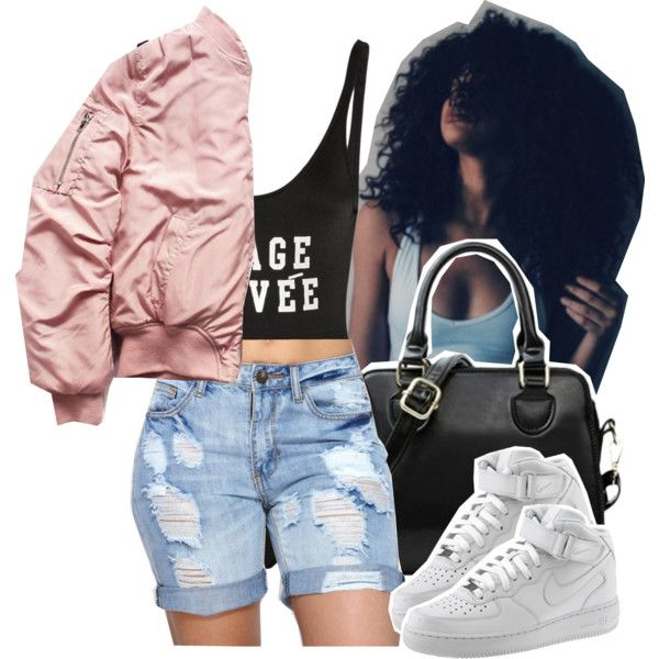 Untitled #1343 by queen-tiller on Polyvore featuring ADRIANA DEGREAS and NIKE