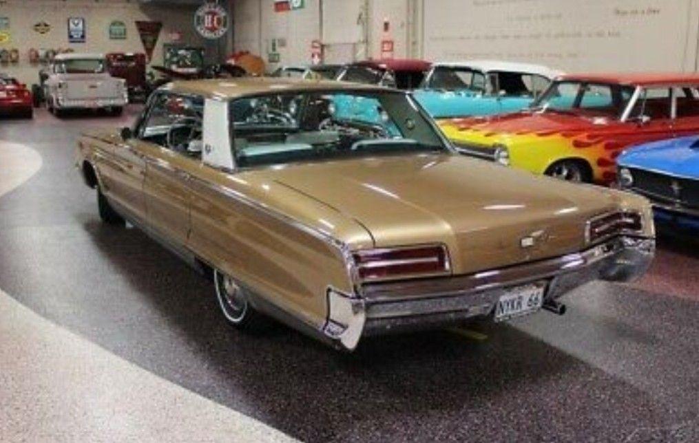 1966 Chrysler Newport 2 Door Hardtop Chrysler Newport Chrysler