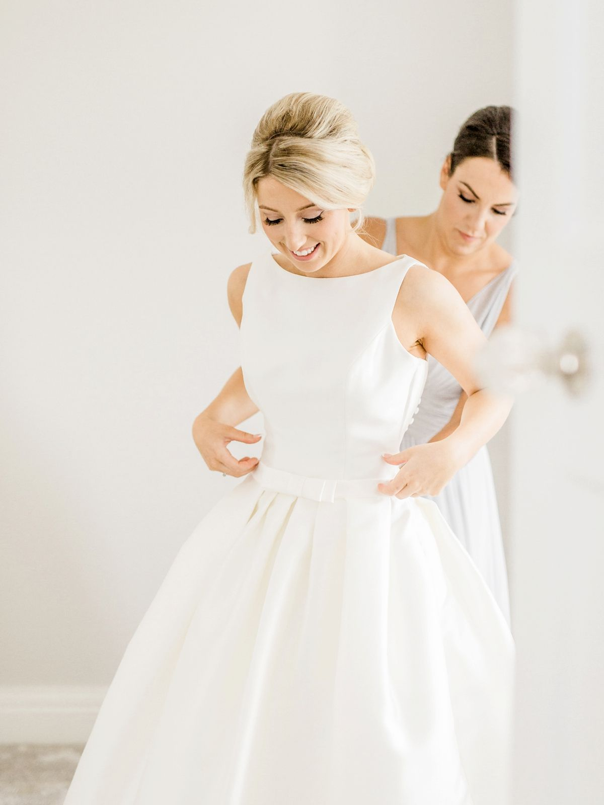 Audrey Hepburn Inspired Pronovias Elegance for a Classy and Modern ...