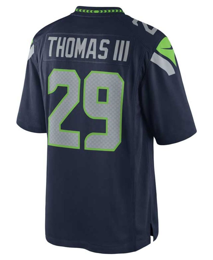 Nike Men s Earl Thomas Seattle Seahawks Limited Jersey. Nike Men s Earl  Thomas Seattle Seahawks Limited Jersey Football Fans f6bf8d965