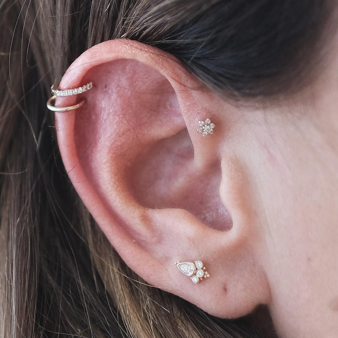 Find This Pin And More On Cartilage Earrings