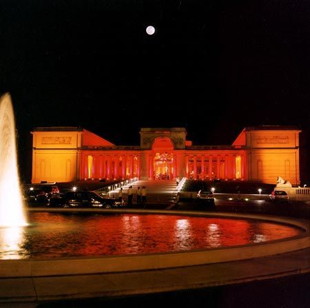#8: Legion of Honor, San Francisco, California.. Let's go USA :)