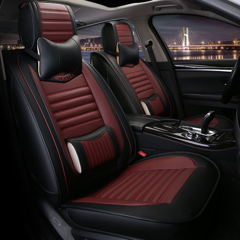 Cheap Car Seat Cover Buy Quality Seat Covers For Ford Directly From China Seat Cover Suppliers Four Seasons General Car Seat Cushions Car Pad Car Styling