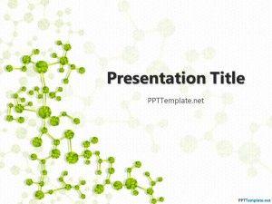 Free Biology Ppt Template Diseño De Diapositivas