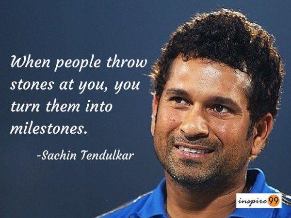 Happy Birthday Virat Quotes ~ Sachin tendulkar sachin tendulkar quotes sachin life quotes