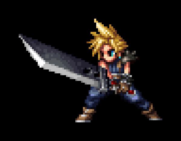 Cloud Ffbx Bleeding Cool News And Rumors Final Fantasy Final Fantasy Vii Cloud Final Fantasy Art