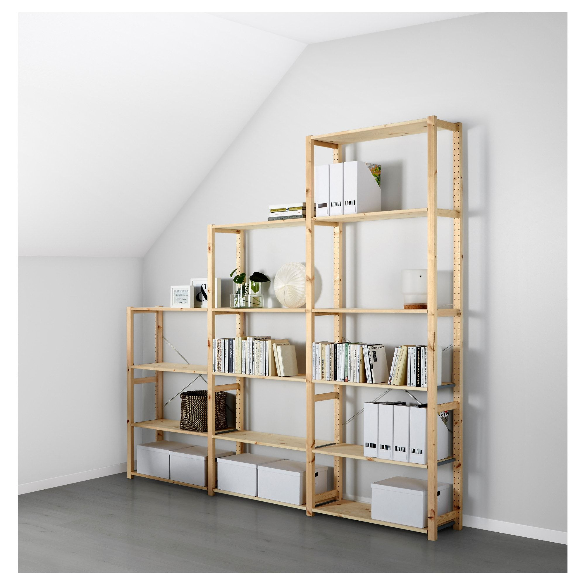 Us Furniture And Home Furnishings In 2020 Shelves Ikea Home