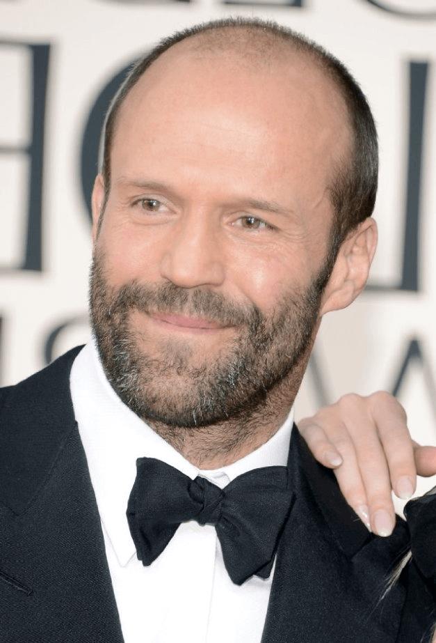 Frisuren männer haarausfall | Jason Statham | Haarausfall ...