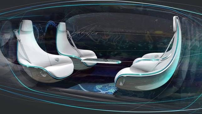 It s time for a complete rethink of the car interior of self-driving cars. Here are some ideas.