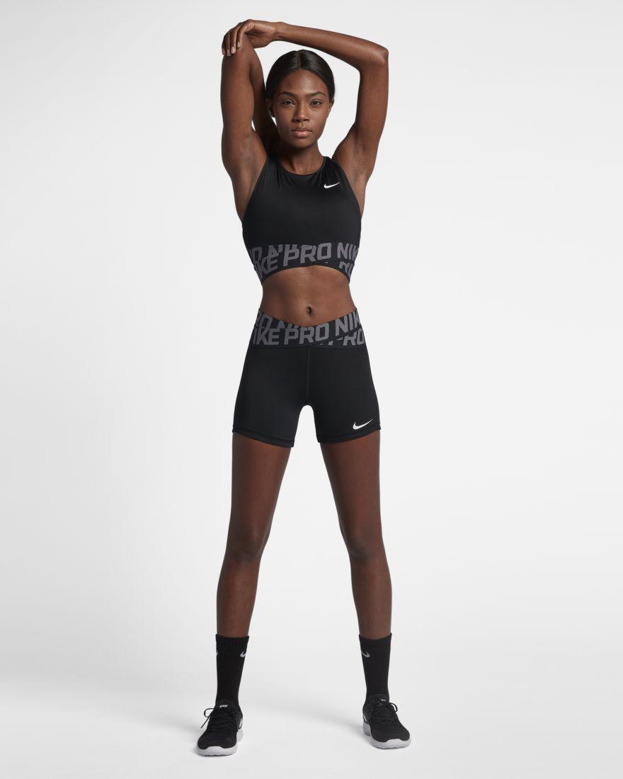Nike Pro Intertwist Women S 5 Shorts Nike Pro Women Nike Pro Shorts Nike Bike Shorts