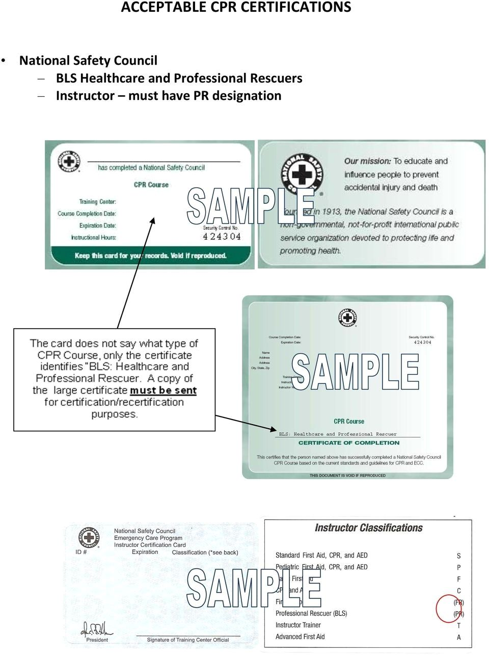 National Safety Council Cpr Card Template Quiz How Much