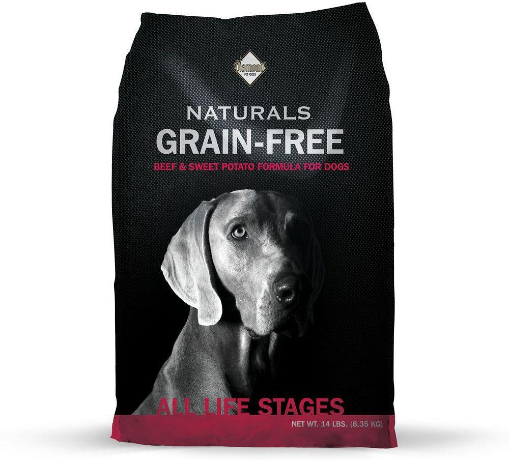 Diamond naturals beef sweet potato dry dog food 14 lbs