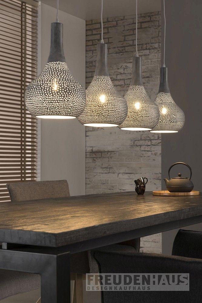 11 Schön Fotos Von Wohnzimmer Lampe Industrial Style in 2020   Esstisch beleuchtung, Hängelampe ...