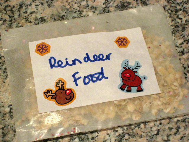 reindeer food recipe #reindeerfoodrecipe