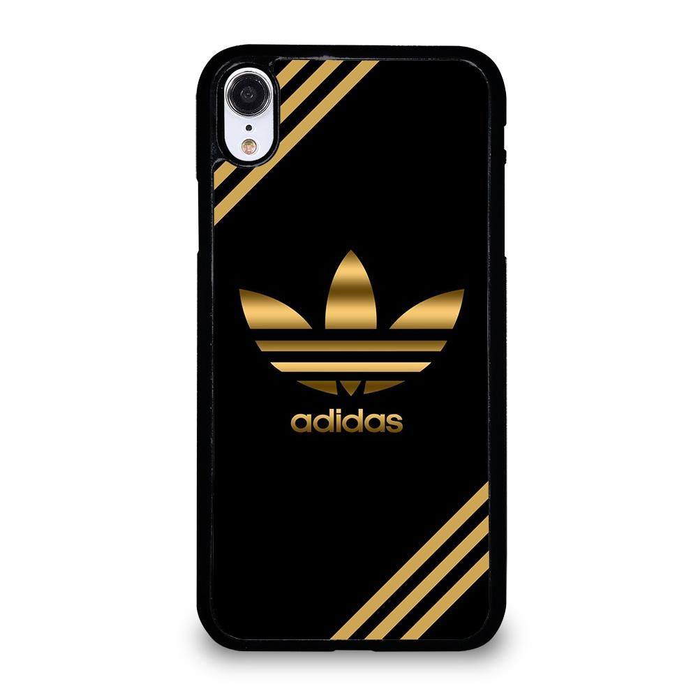 superior quality ff14c 98f43 ADIDAS GOLD iPhone XR Case Cover in 2019 | Cases | Gold adidas ...