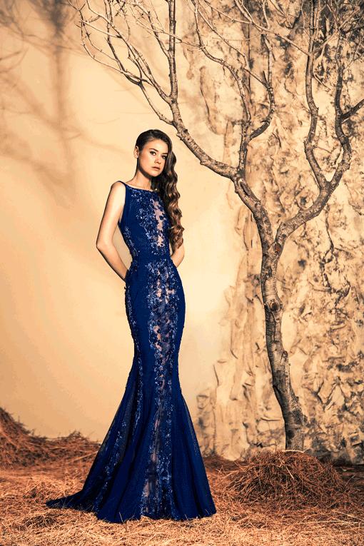 Coleccion vestidos de fiesta otono invierno 2015