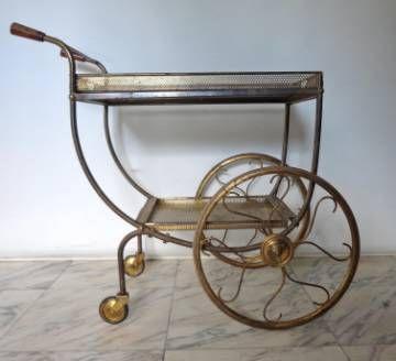 1950 bar cart