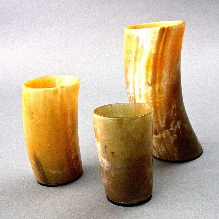 Zenza Horn Vase Nice Look