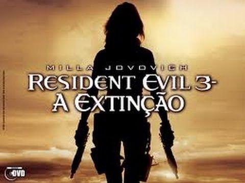 Resident Evil 3 A Extincao Filme Completo E Dublado Filmes