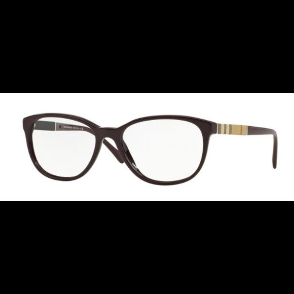 54d738150541 Burberry eyeglasses Burberry BE2172 eyeglasses. The iconic Burberry tartan  pattern is displayed in the temple. Come with protective carrying case with  a ...