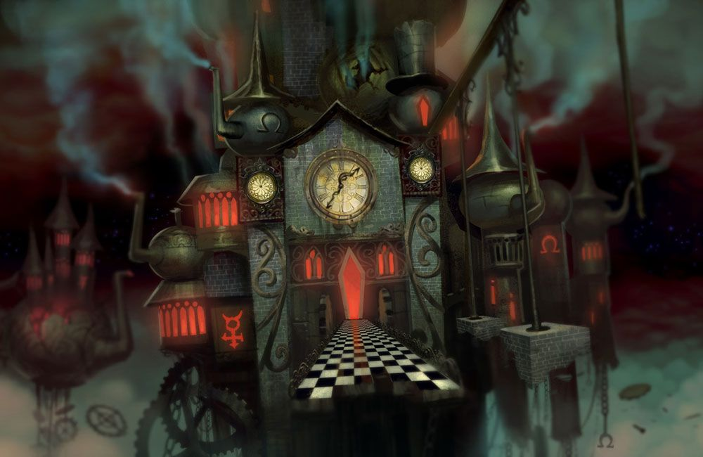 Mad Hatter Domain Pictures Characters Art Alice Madness