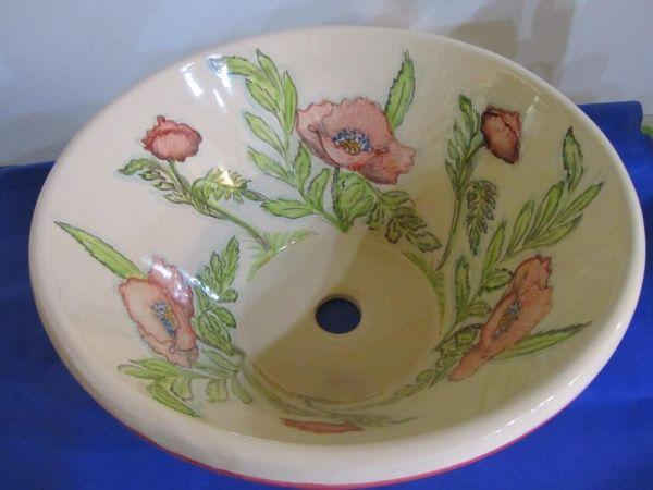 Piastrelle ceramiche artigianali personalizzate vittoria