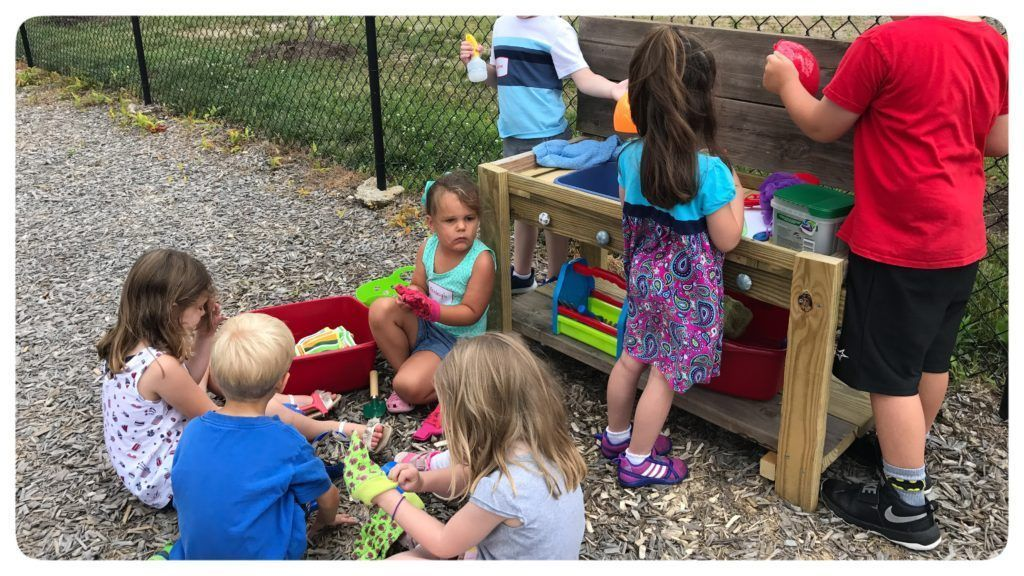 Natural Playground Ideas on a Budget  It Can Be Done Natural Playground Ideas on a Budget  It Can Be Done