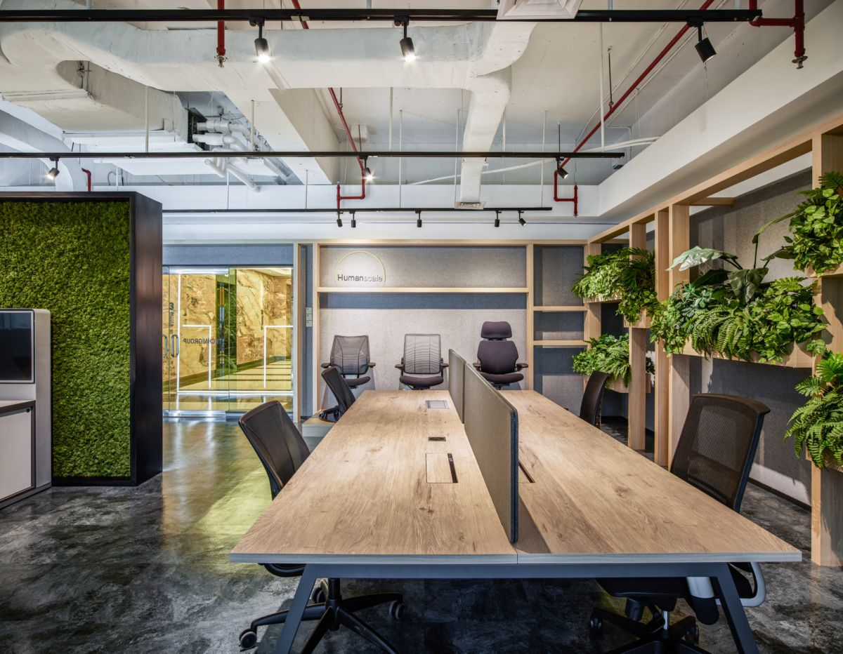 Office Tour Technigroup Offices And Showroom Jakarta